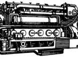 Блок индикации YIJ2 двигатель K6S310DR, ЧМЭ-3 - фото 1