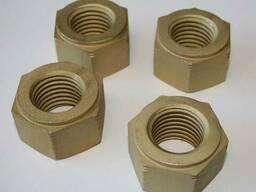 Гайки ГОСТ 10495-80 шестигранные для фланцевых соединений