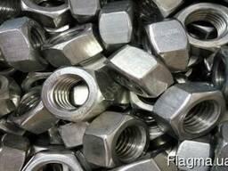 Гайка нержавеющая М27 ГОСТ 5915-70 А4 сталь