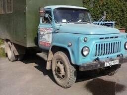 ГАЗ-52 фургон. 1989 г/в.