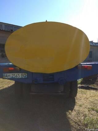 Газ-53 молоковоз