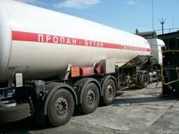 Газ импорт