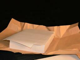 Газетний папір А2 1000 аркушів Кондопога 45 г/м2 газетний папір розмір листа 420*597мм