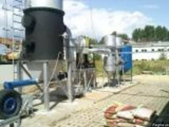 Газген, твёрдотопливный газогенератор, автономный