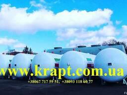 Газгольдер для системы отопления дома объемом от 500 л
