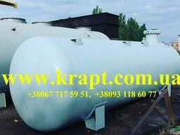 Газгольдер, емкость для пропан-бутановой смеси