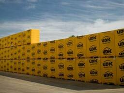 Газобетон UDK D 400, ячеистый бетон, газосиликат, пенобетон.