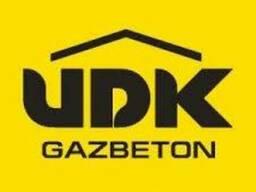 Газобетон UDK(ЮДК). Харьков и область с доставкой