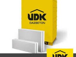 Газобетон ЮДК (UDK)