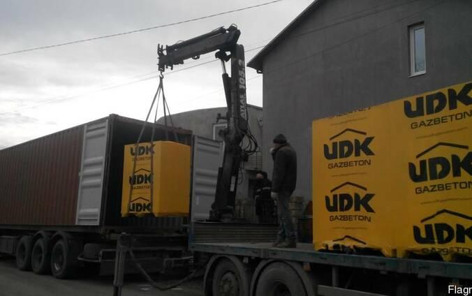 Газобетон ЮДК( UDK) лучшая цена в Одессе