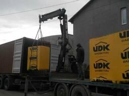 Газобетон ЮДК( UDK) лучшая цена в Одессе - фото 1