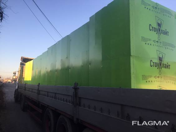 Газоблок 600х300х200