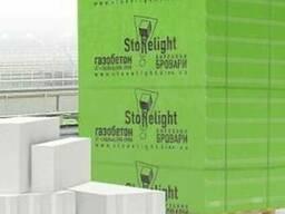 Газоблок Стоунлайт на складе в Чернигове