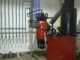 Газогенераторы твердотопливные для автономного энергообеспеч