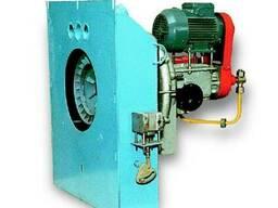 Газомазутная унифицированная горелка - РМГ-1; РМГ-2; РМГ-3.