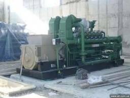 Газопоршневые электрогенераторы