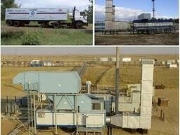 Газотурбинная электростанция ЭГ2500-М1 (ПАЭС-2500)