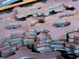 Газовая и плазменная резка ЧПУ металла