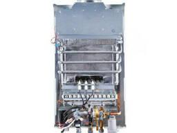 Газовая колонка Thermo Alliance дымоходная JSD20-10GD 10 л стекло (черное)