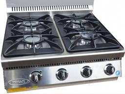 Газовая плита Pimak 70MX-4S настольная 4 горелки 30х38 см