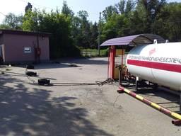 Газовая заправка в Кропивницком