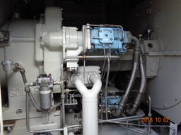 Газовой турбины мощностью 5300 кВт (солнечный: США, 60 Гц,