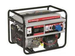 Газовый/бензиновый электрогенератор ЭБГ-5500