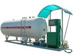 Газовый модуль купить, АГЗС, АГЗП, 5м3, 5 5м3