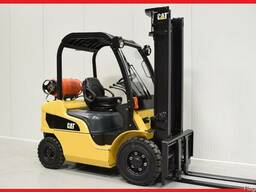 Газовый погрузчик CAT Lift Trucks GP 20 N, 2000 kg