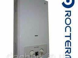 Газовый проточный водонагреватель Rocterm ВПГ 10-АЕ 1