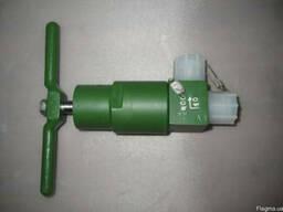 Газовый вентиль АВ-011М, АВ-013М , стендовую газовую арматур