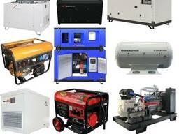 Газовые генераторы электростанции от 2,6 кВт до 800 кВт