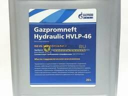 Gazpromneft Hydraulic HVLP 32, 46 кан 20л. бочка 180 кг