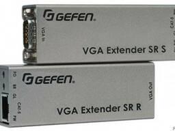 Gefen EXT-VGA-141SRN - Комплект устройств для передачи сигн