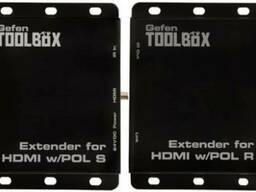 Gefen GTB-HDBT-POL-BLK - Комплект для передачи сигнала HDMI