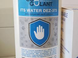 Антисептик дезинфектор гель для рук DEZ-373 1л с дозатором