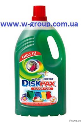 Гель для стирки DiskPax Black 4литри
