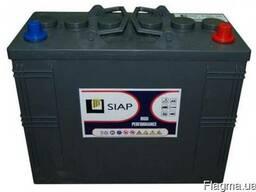 Гелевая АКБ глубокого цикла SIAP 6 GEL105, 6Вольт 126(105)Ач