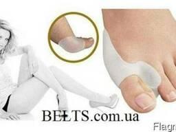 Гелевая накладка для большого пальца ноги Медикус Вальгус И