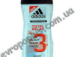 Гели для душа Adidas и дезодоранты