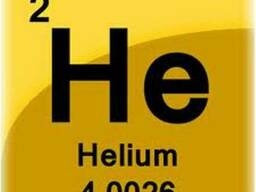 Гелий газообразный марки А, гелий газообразный марки Б в бал