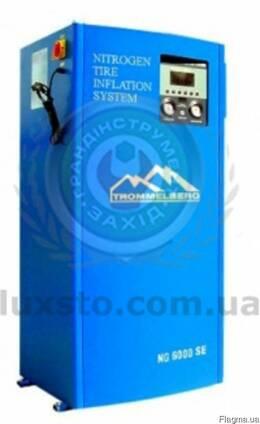 Генератор азотный, генератор азота trommelberg ng 6000 se