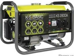 Генератор бензиновий K&S BASIC KS 2800A продам