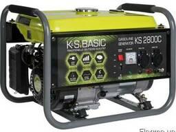 Генератор бензиновий K&S BASIC KS 2800C продам