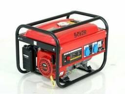 Генератор бензиновый (3,8 кВт)