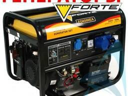 Генератор бензиновый Forte 1Ф FG6500EA 5кВ