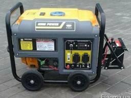 Генератор бензиновый King Power KP5500EKP-I 3,3 кВт/стартер