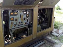 Генератор дизельный АД-10 (электростанция) 10 кВт ( 12 кВа)