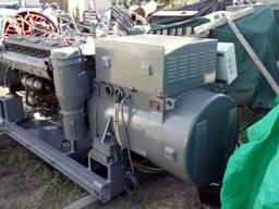 Генератор дизельный АД-200 (электростанция) 200 кВт ,250 кВа