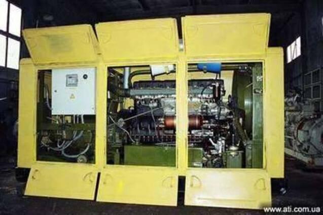 Генератор дизельный АД-75 (электростанция) 75 кВт (94 кВа)